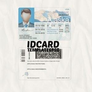 alaska driver license psd