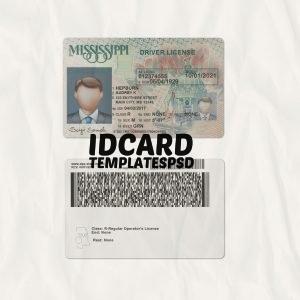 mississippi drivers license