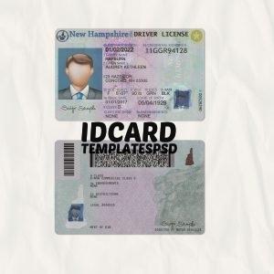 New-hampsire Drivers licence